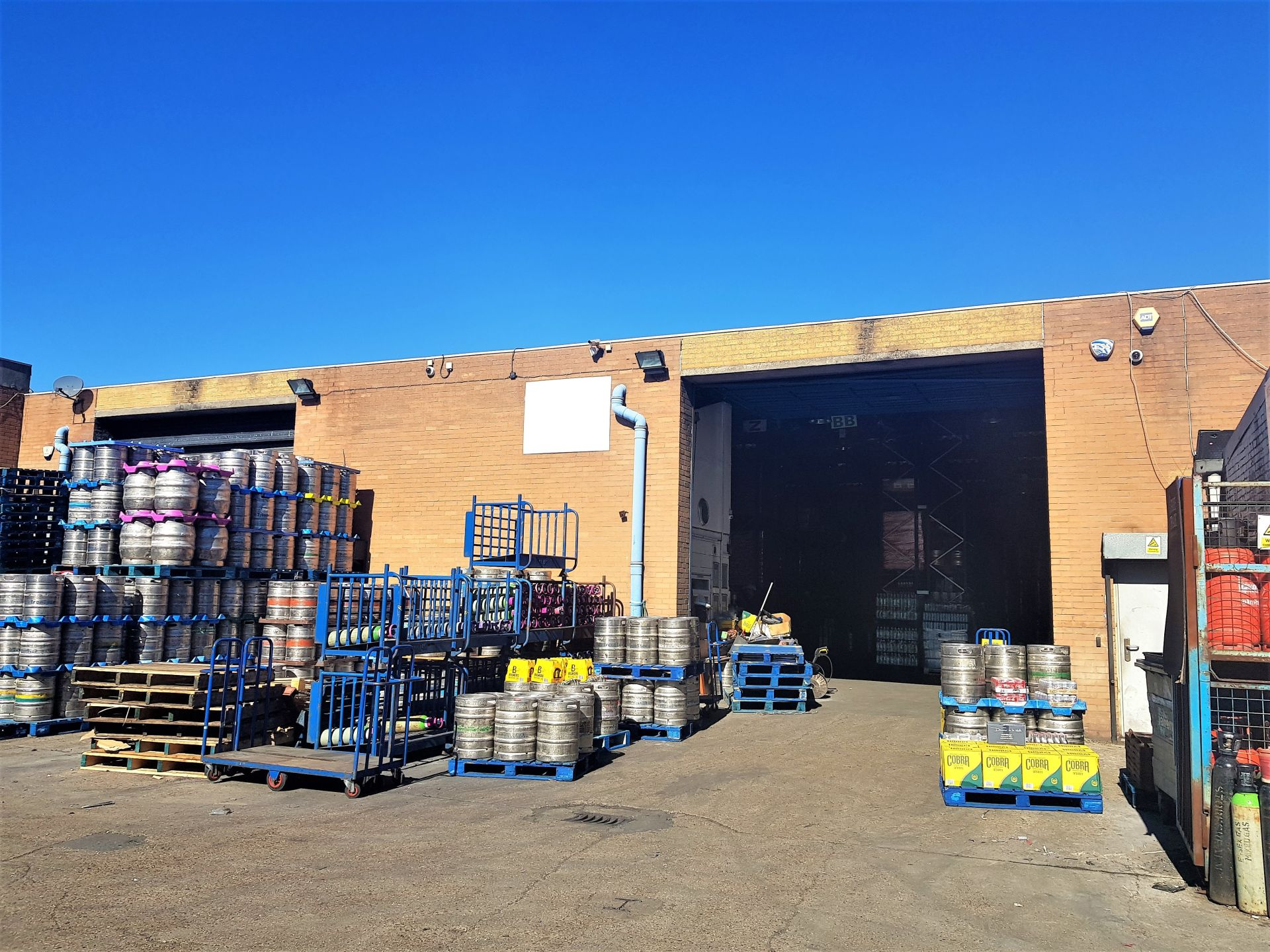 Is UK demand for warehouses set to exceed supply by 2020?