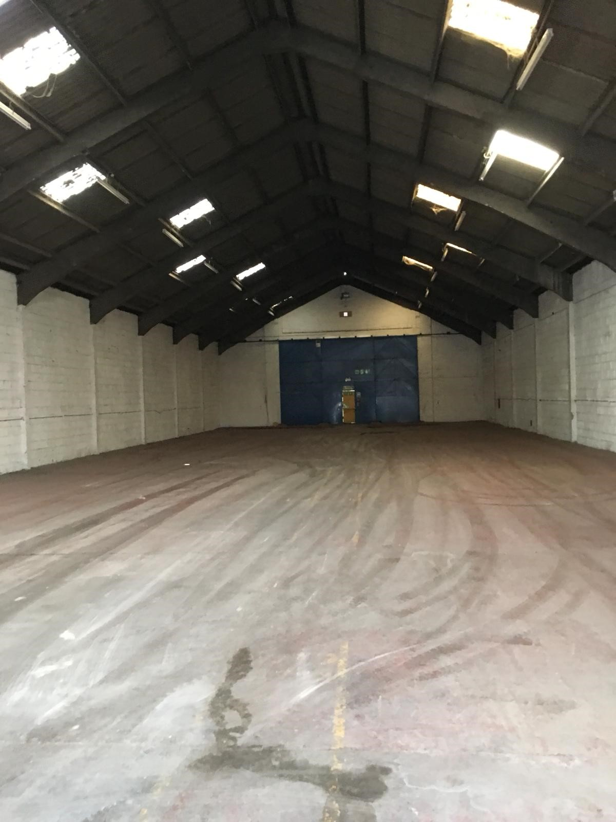 QUICKLY LET – 6,500 Sq. Ft Light Industrial Warehouse Unit In Barking