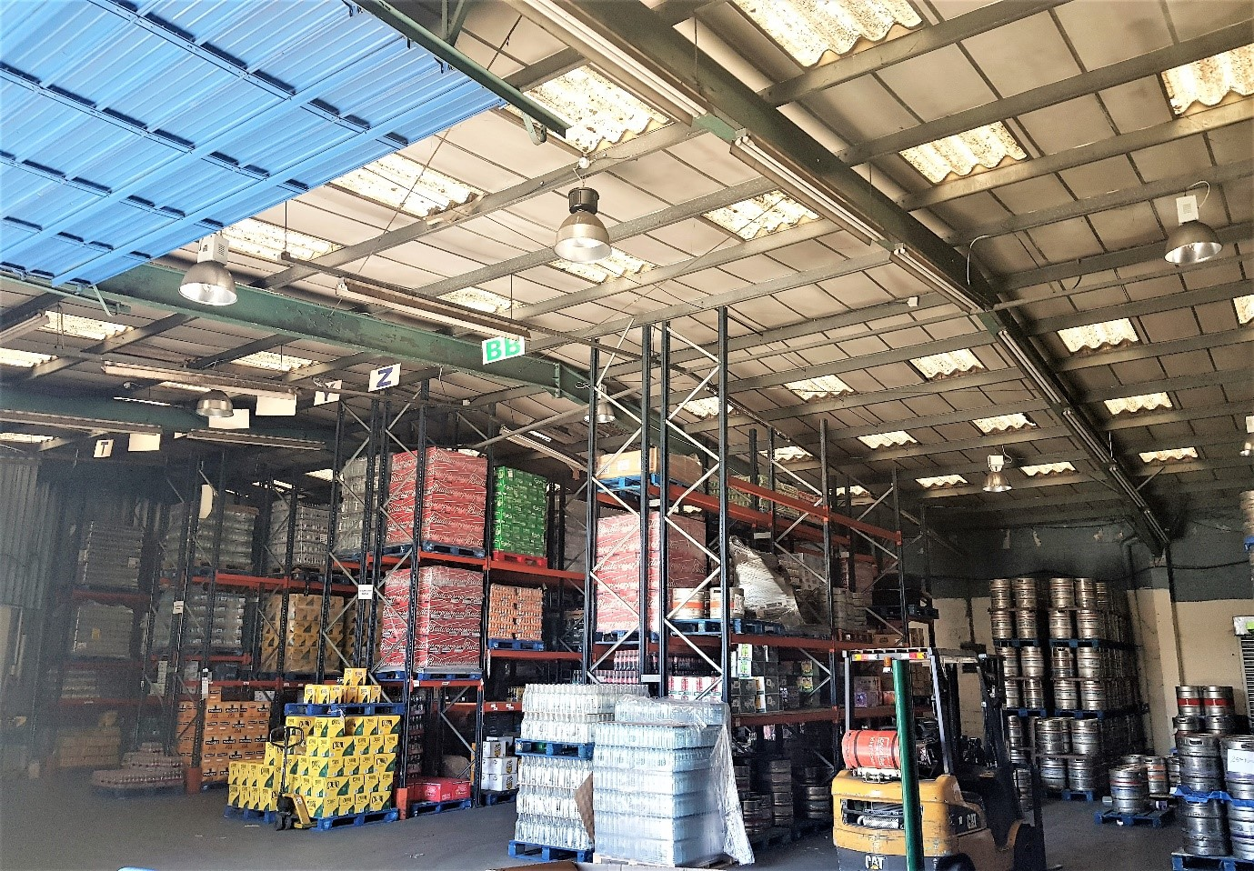 6,500 Sq. Ft Light Industrial Warehouse Unit In Barking LET ON FLEXIBLE TERMS